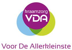 logo kraamzorg vda