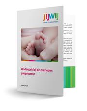 folder Onderzoek bij de overleden pasgeborene