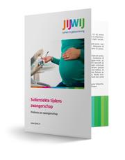 folder Diabetes en zwangerschap